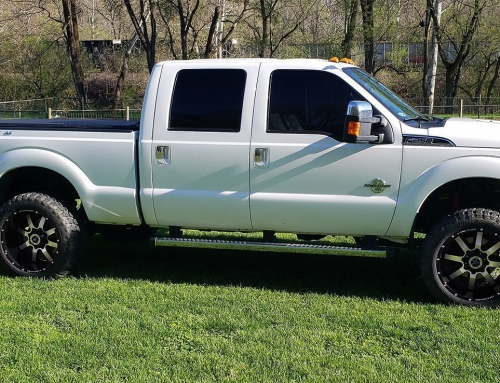 Randalls 2016 F250 with 22×12 Lonestar Gunslinger Wheels